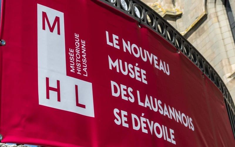 Le nouveau musée des Lausannois