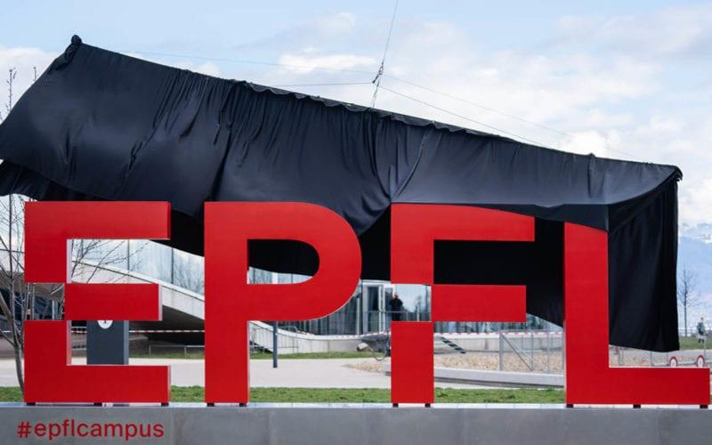L'EPFL dévoile sa nouvelle identité visuelle