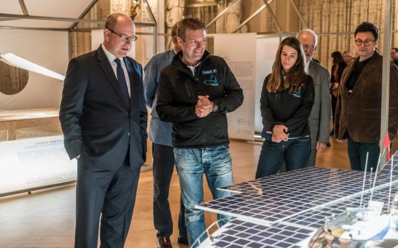 PlanetSolar «Aventuriers de l'énergie solaire»